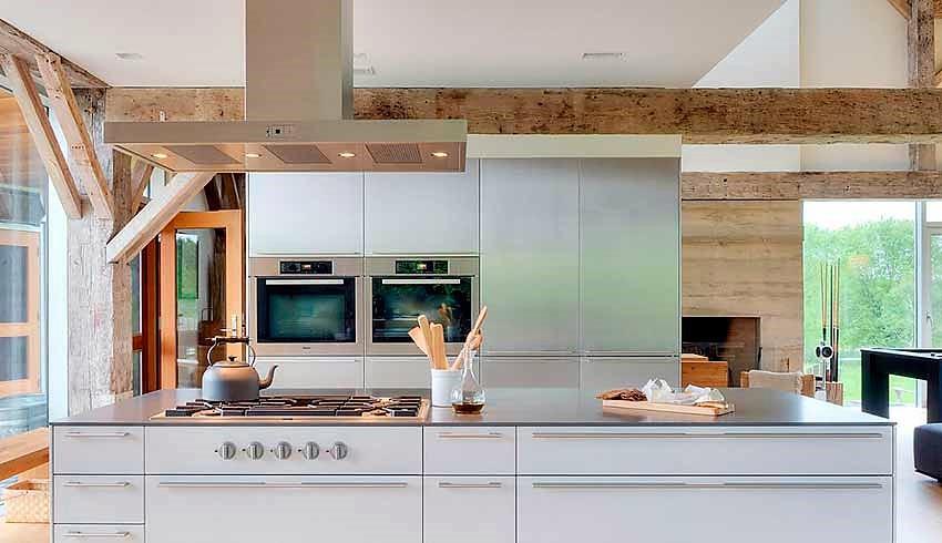 Consejos decoraci n fusi n cocina sal n comedor - Salon y cocina integrados ...