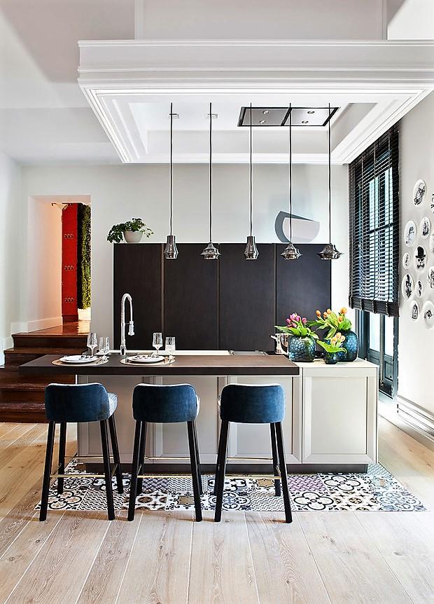 Consejos decoracin Fusin Cocina Saln Comedor Interiorismo