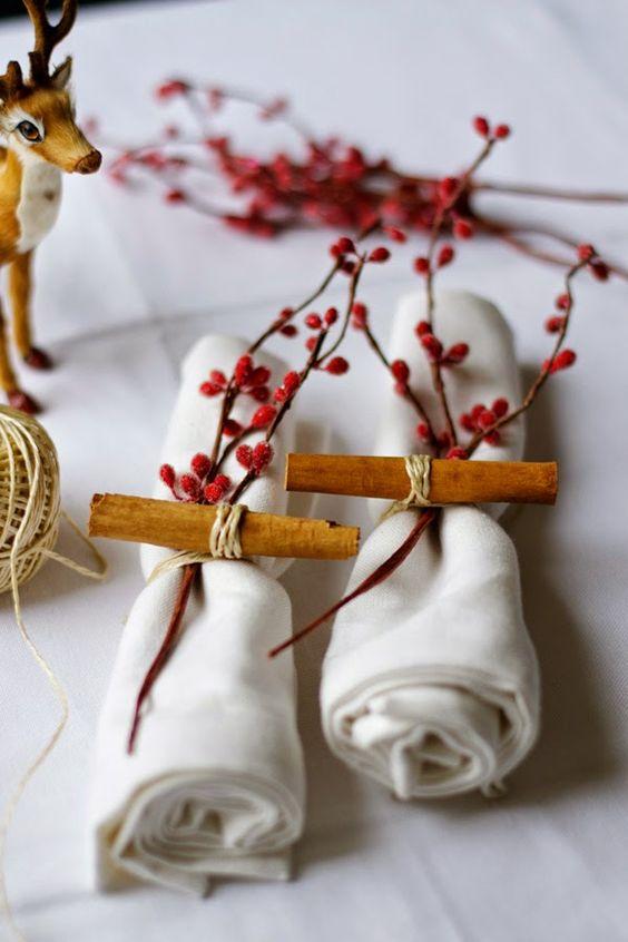 decoracion mesa navidad 4