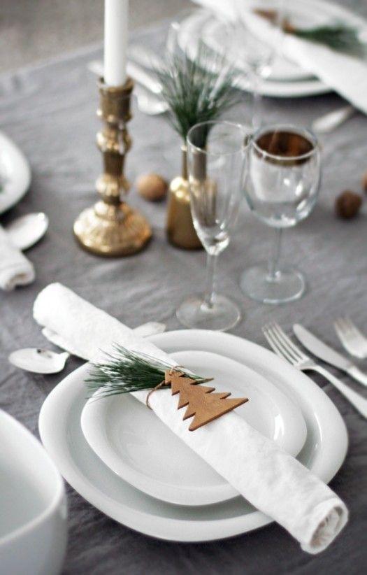 decoracion mesa navidad 5