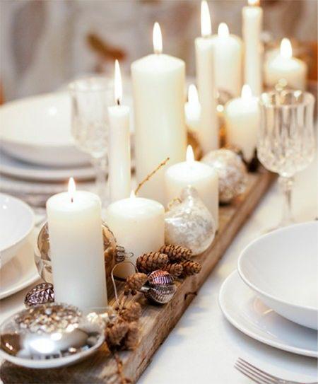 decoracion mesa navidad 9