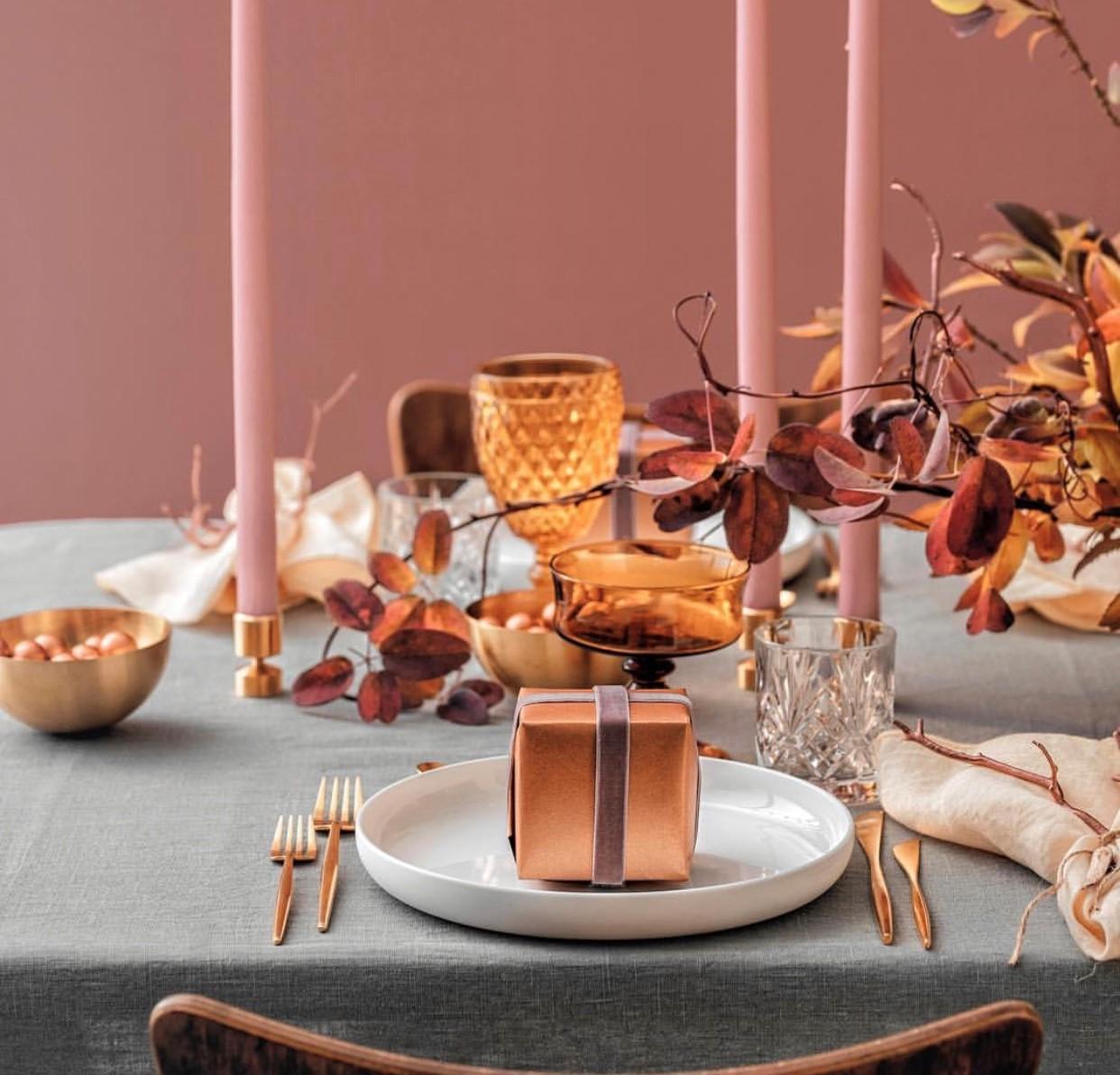 decoracion mesa navidadad111