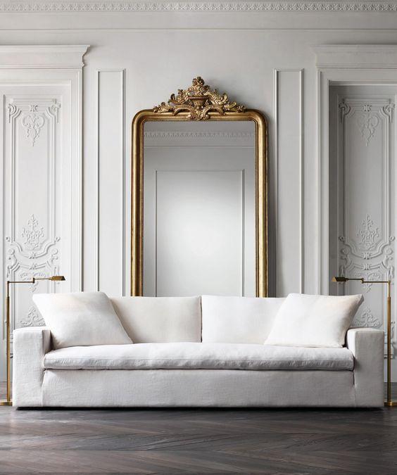 Consejos decoraci n decora tus estancias con espejos - Que pasa si se rompe un espejo en casa ...