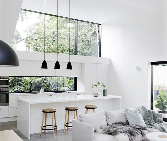 Consejos decoración: Fusión Cocina + Salón + Comedor ...
