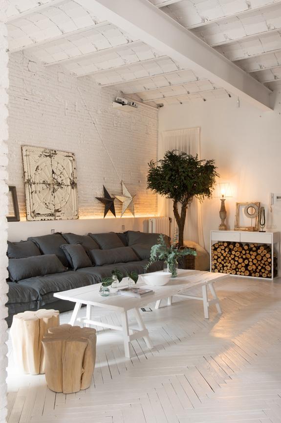 Consejos decoraci n inspiraci n salones interiorismo y - Interiorismo salones ...