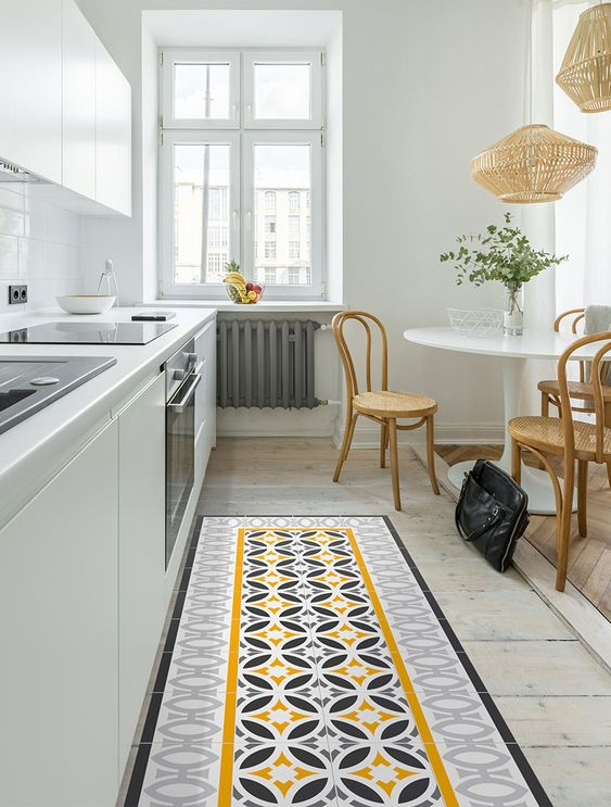 alfombra vinilica cocina 2